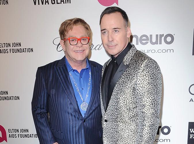 Elton John : son compagnon confirme la date de leur mariage !
