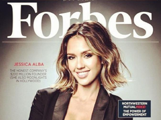 Élue l'auto-entrepreneuse la plus riche, Jessica Alba écrase Beyoncé !