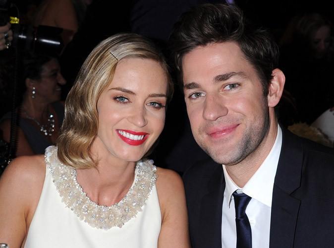 Emily Blunt et John Krasinski : l'actrice anglaise et son mari vont être parents pour la première fois !