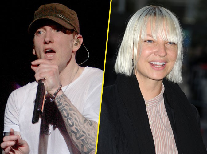 "Eminem & Sia : ils signent ""Guts over fear"" pour la bande originale du film The Equalizer !"
