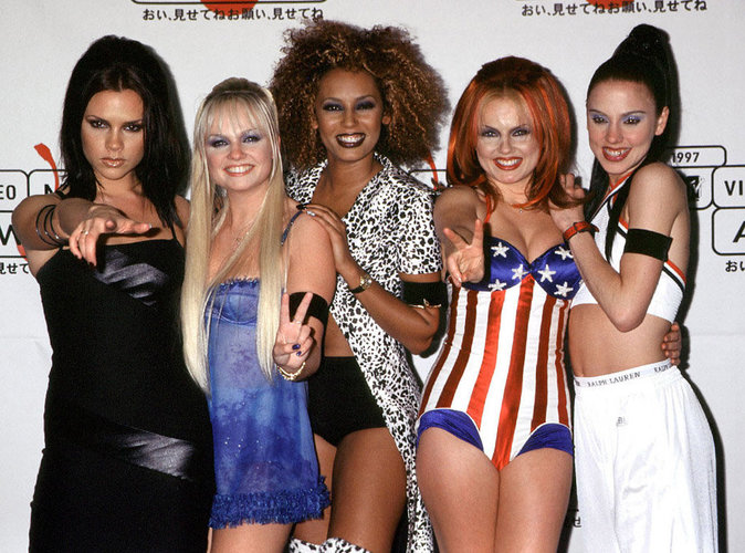 Your idea Victoria beckham spice girls