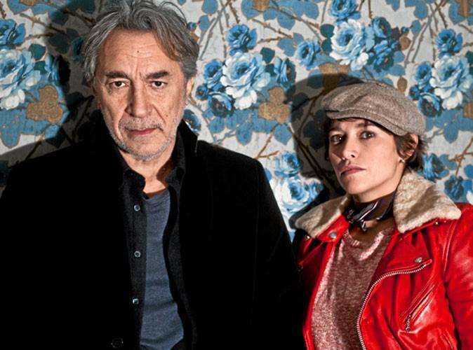 """Emma de Caunes et Richard Berry : duo de choc sur France 2 dans """"Lanester"""" !"""