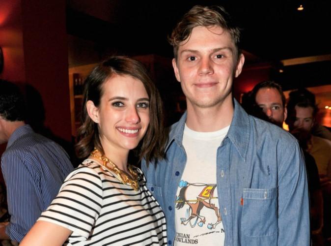 Emma Roberts et Evan Peters : c'est fini !