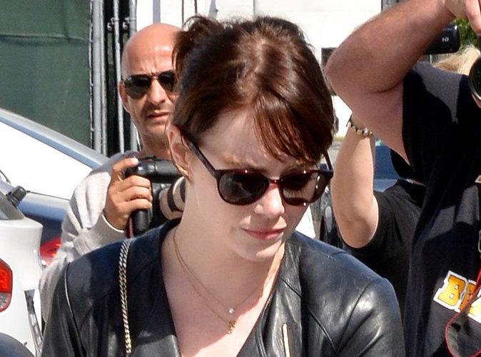 Emma Stone : elle change de tête pour son nouveau rôle !