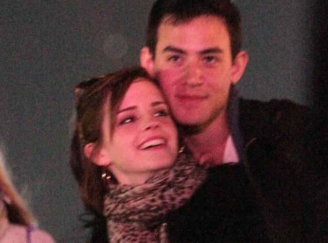 Emma Watson : c'est l'amour fou avec son charmant boyfriend !
