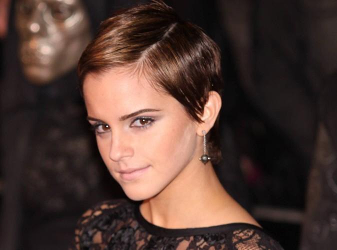 Emma Watson : Découvrez son premier baiser de cinéma... Et ce n'est pas avec Harry Potter !
