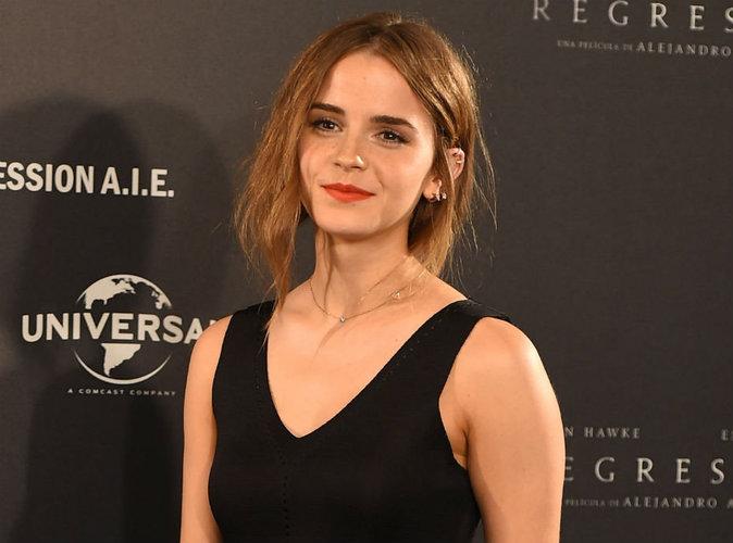 Emma Watson : elle d�fend la nouvelle Hermione Granger noire