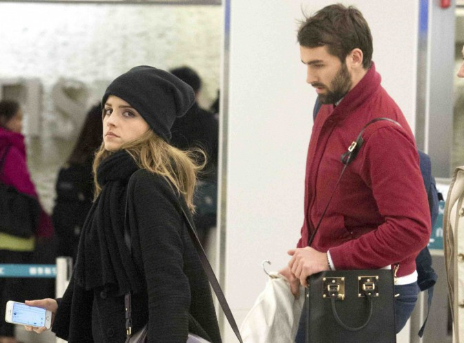 Emma Watson : elle emménage avec chéri Matthew Janney !