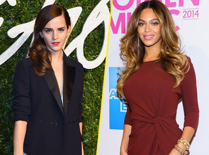 Emma Watson : �lue f�ministe de l'ann�e, elle enterre Beyonc� !