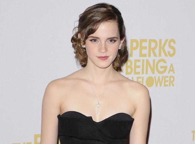 Emma Watson : heroine de Fifty Shades of Grey ? Ce n'est pas gagné…