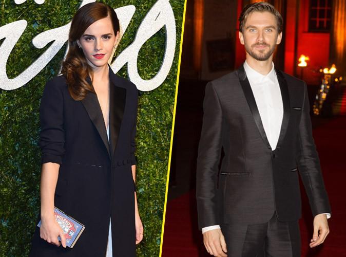 Emma Watson : la Belle a craqu� pour sa B�te, Dan Stevens !