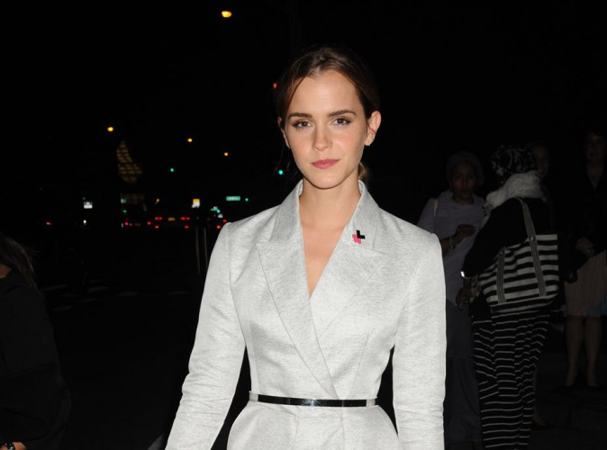 Emma Watson : menac�e de voir ses photos de nu d�voil�es...