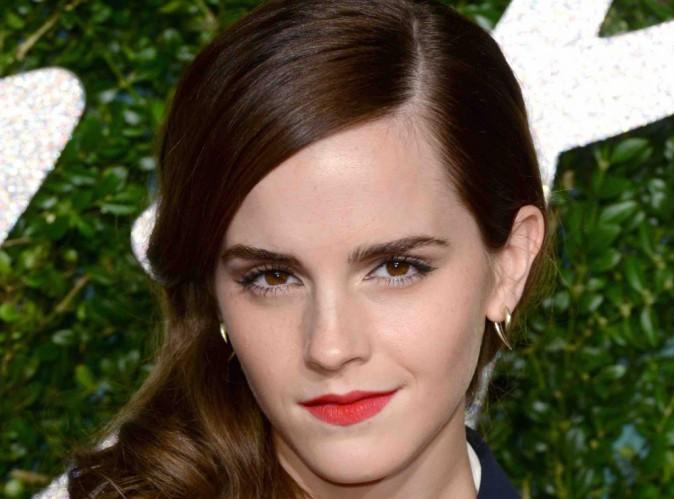 Emma Watson : toujours plus engag�e pour l'�galit� des sexes !