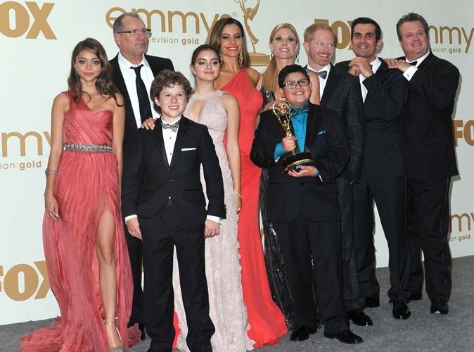 Emmy Awards 2011 : les séries Modern Family et Mad Men, grandes gagnantes de la soirée !