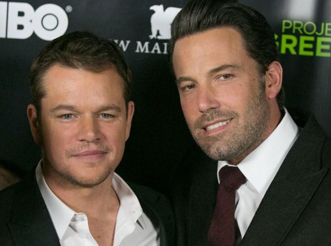 En plein divorce, Ben Affleck peut compter sur Matt Damon... ou pas !