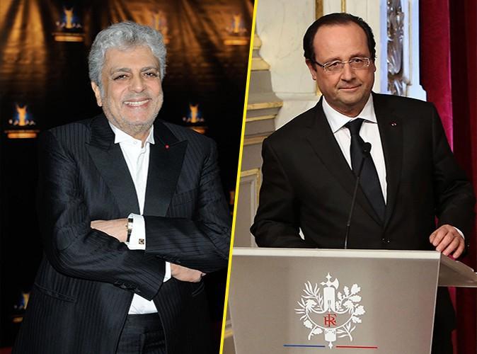Enrico Macias : furieux contre François Hollande et sa maladresse sur l'Algérie !
