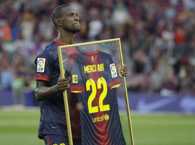 Eric Abidal : il rejoint Thierry Henry dans le club des jeunes retraités !