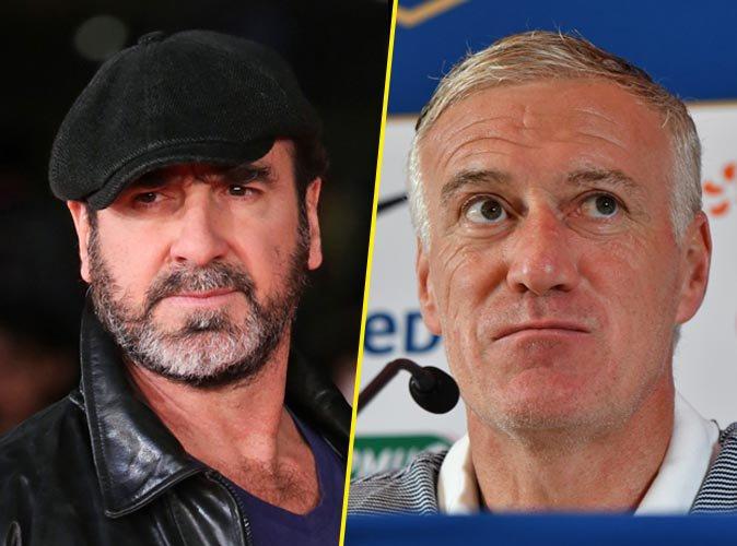 """Eric Cantona : Didier Deschamps raciste ? """"Le débat est ouvert"""" !"""