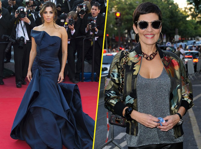 Eva Longoria : Cristina Cordula n'est pas fan de ses tenues à Cannes !