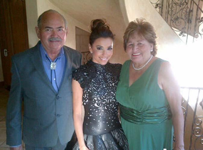 Eva Longoria : ses parents sont venus la soutenir pour l'avant-première de son film !
