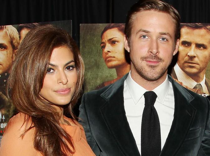Eva Mendes et Ryan Gosling : leur baby girl est n�e !