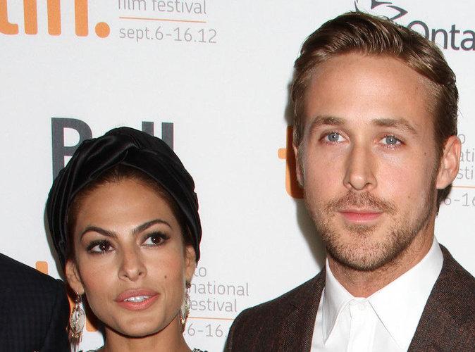 Eva Mendes et Ryan Gosling : Surprise ! leur deuxi�me enfant est n� !