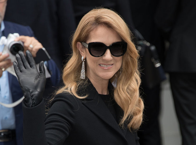 Exclu Public : Céline Dion en tournage cet après-midi à Paris, découvrez tous les détails !