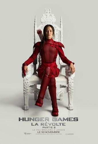 Exclu Public : Hunger Games : Katniss Everdeen plus déterminée que jamais... Elle trône enfin !