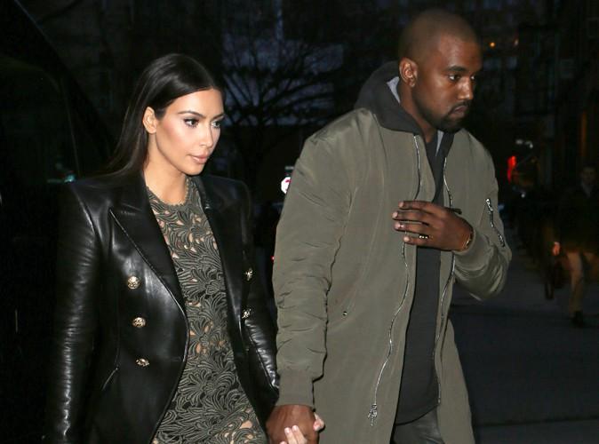 Exclu Public : Kim Kardashian : à Paris avec Kanye West pour sa robe de mariée !
