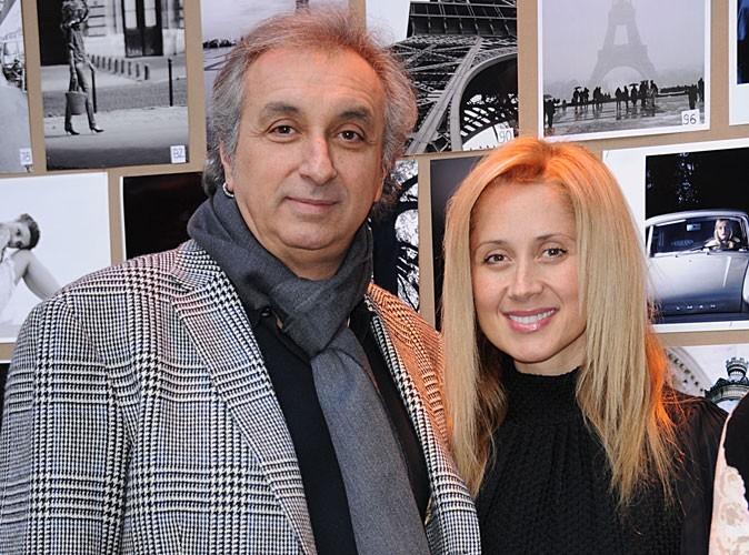 Exclu Public : Lara Fabian et Gérard Pullicino : leurs tendres retrouvailles, hier soir, pour soutenir l'Unicef !