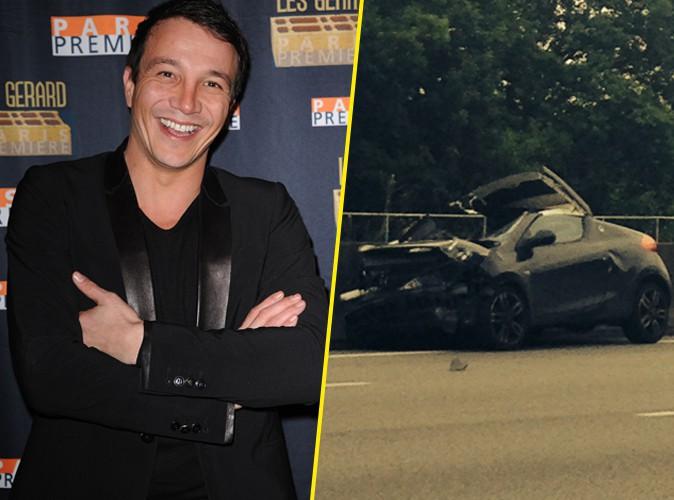 Exclu Public : Laurent Artufel : victime d'un terrible accident de la route, il échappe à la mort !