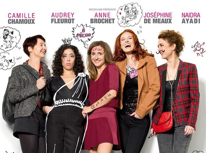 """Exclu Public : On a rencontré la clique drôle et déjantée du film """"Les Gazelles"""" !"""