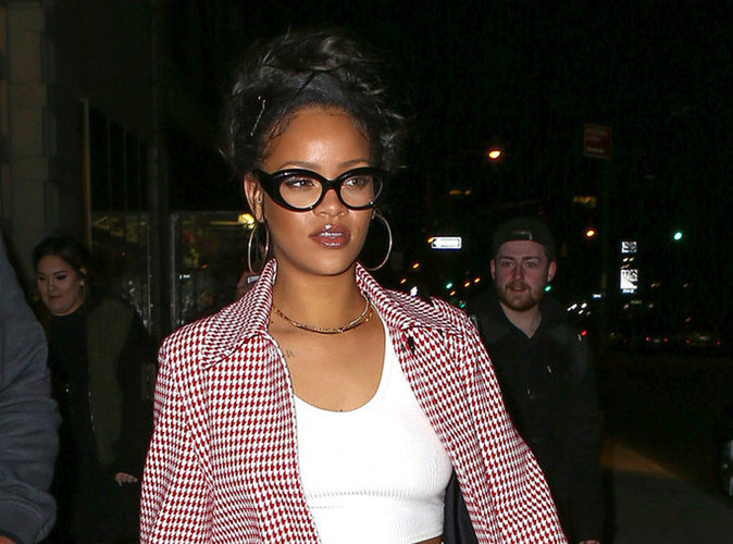 Exclu Public : Rihanna : la badgal est à Paris... Luc Besson n'a qu'à bien se tenir !