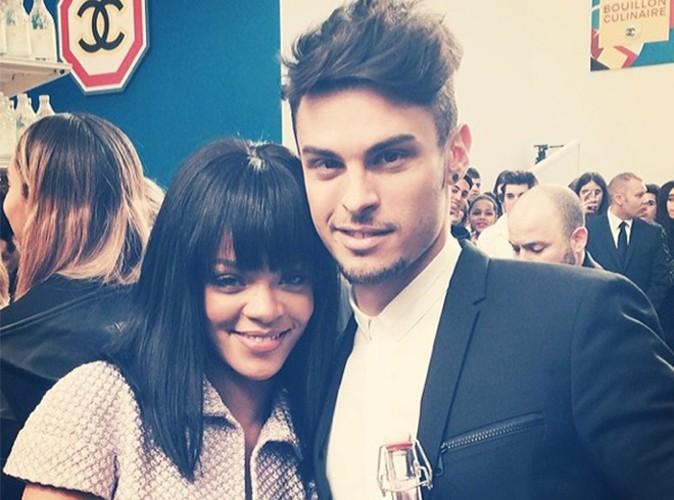 Exclu Public : Rihanna : Elle a craqué pour Baptiste Giabiconi !
