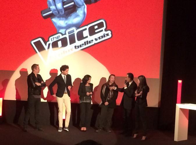 Exclu Public : The Voice : on a vu les premières images de la saison 3 !
