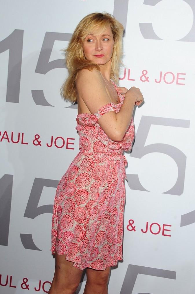 Julie Ferrier à la soirée des 15 ans de Paul & Joe
