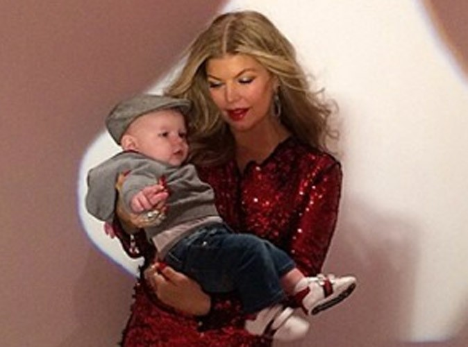 Fergie : cinq mois après la naissance d'Axl elle exhibe un corps parfait !