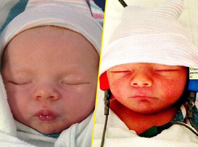 Fergie : découvrez les première photos de son bébé !