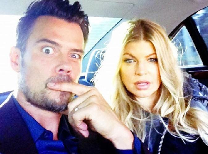 Fergie et Josh Duhamel : les futurs parents s'éclatent et se moquent de North !