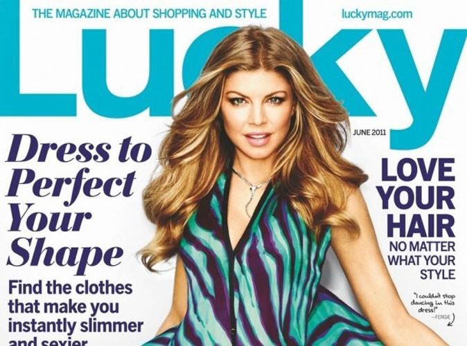 """Fergie : """"J'aime porter des hauts talons quand mon mari m'embrasse !"""""""