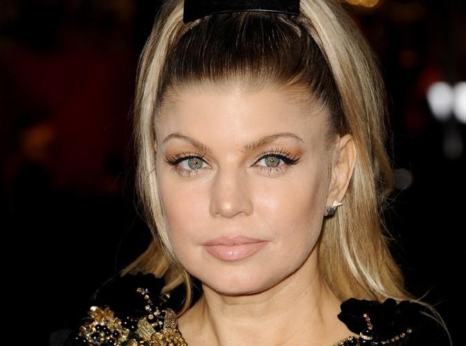 Fergie : la chanteuse des Black Eyed Peas est enceinte!