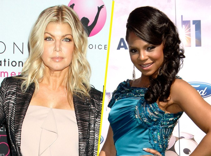 Fergie : remplacée par la chanteuse Ashanti dans les Black Eyed Peas ?