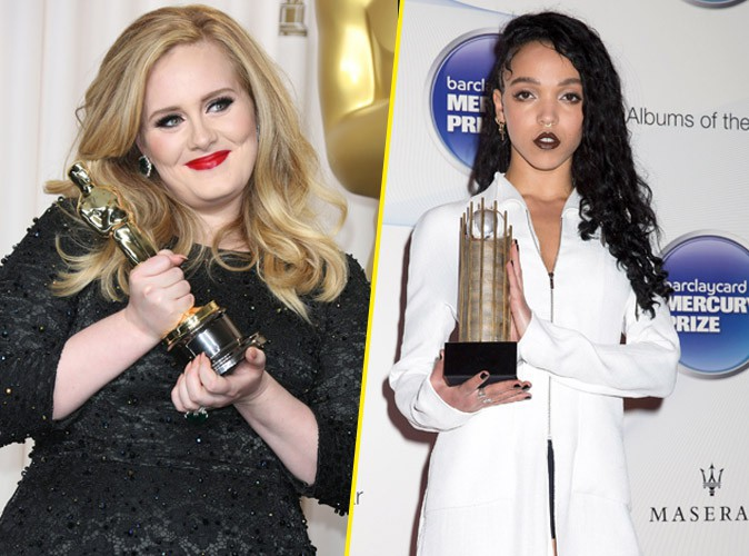 FKA Twigs : Adele veut la girlfriend de Robert Pattinson dans James Bond 24 !