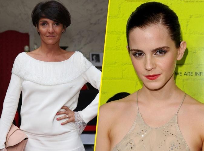 Florence Foresti et Emma Watson : les stars les plus dangereuses du web !