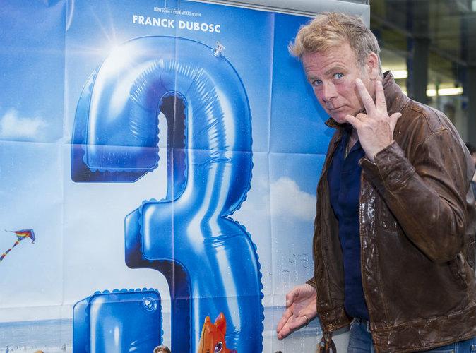 """Franck Dubosc : """"Depuis que je suis petit je me dis : Un jour, vous verrez"""" !"""