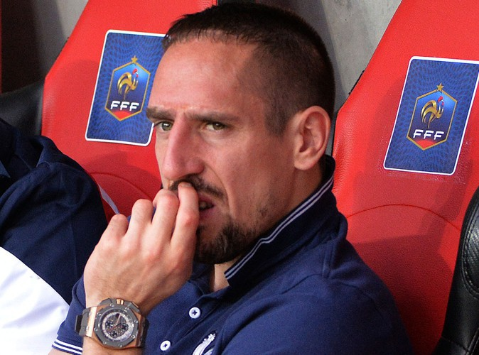 Franck Ribéry : ça s'enfume à Ibiza ?