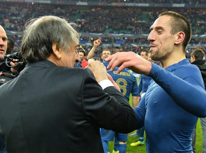 """Franck Ribéry : """"Ça va rester à vie, c'est un match qu'on ne va jamais oublier !"""""""