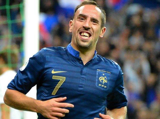 Franck Ribéry : l'international français agressé dans les vestiaires du centre d´entraînement du Bayern !
