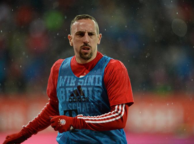 """Franck Ribéry : un supporter condamné pour l'avoir traité d'""""islamiste"""" !"""