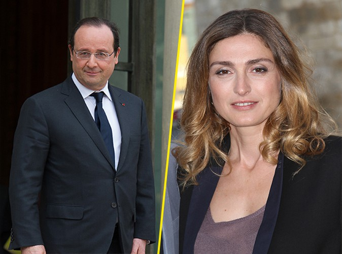 fran ois hollande et julie gayet jean marc ayrault et marine le pen appellent au respect de. Black Bedroom Furniture Sets. Home Design Ideas